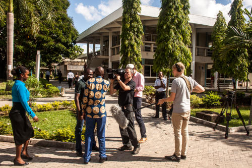 Shooting Campus
